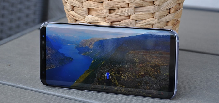 Samsung Galaxy S8 en S8+ krijgen beveiligingsupdate juni 2018
