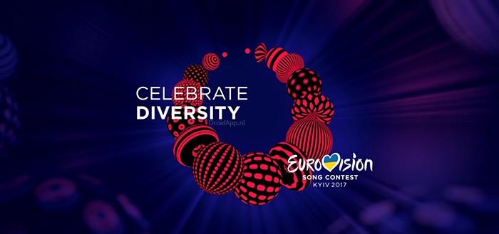 Eurovisie Songfestival 2017 app: alle informatie, deelnemers, songteksten en meer