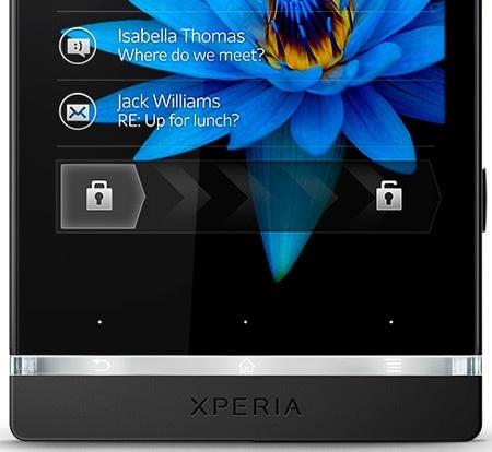 Sony Xperia S balk