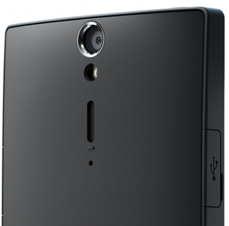 Sony Xperia S camera