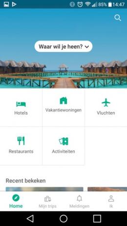 TripAdvisor 21 app