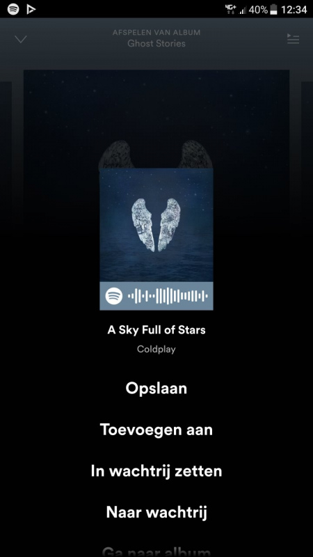 Spotify Codes