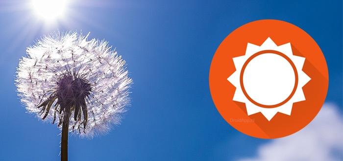 AccuWeather app geeft je vanaf nu de voorspelling voor pollen en allergieën