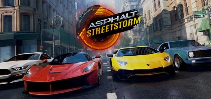 Asphalt Street Storm Racing: nieuwe race-game laat je scheuren door bekende steden