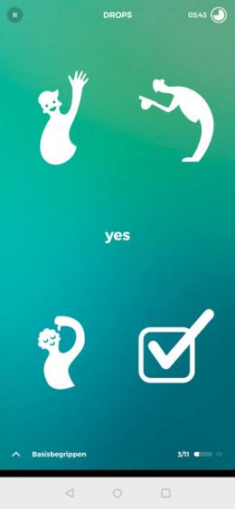 Drops app
