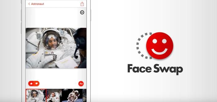 Microsoft brengt eigen 'Face Swap' app uit in Play Store