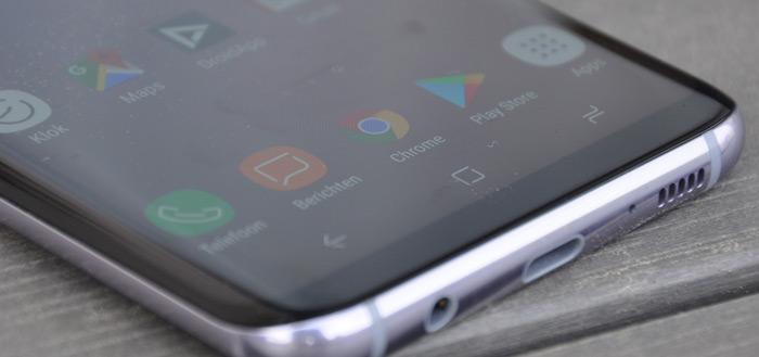 Samsung Galaxy S8 en S8+ krijgen beveiligingsupdate januari 2020
