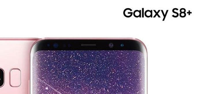 Samsung brengt Galaxy S8 en Galaxy S8+ in het roze uit in Nederland
