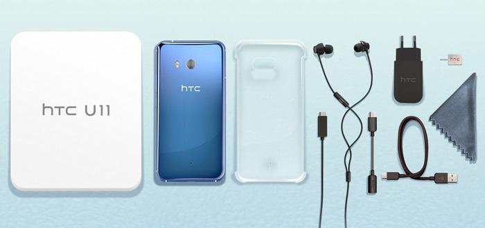 HTC U11 kopen in Nederland? Vanaf nu is het toestel verkrijgbaar