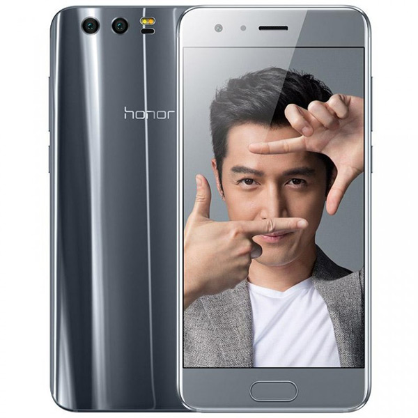 Honor 9 zilver
