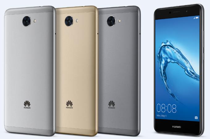 Huawei Y7 aangekondigd