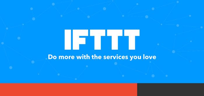 IFTTT update brengt handige toevoeging voor Google Foto's