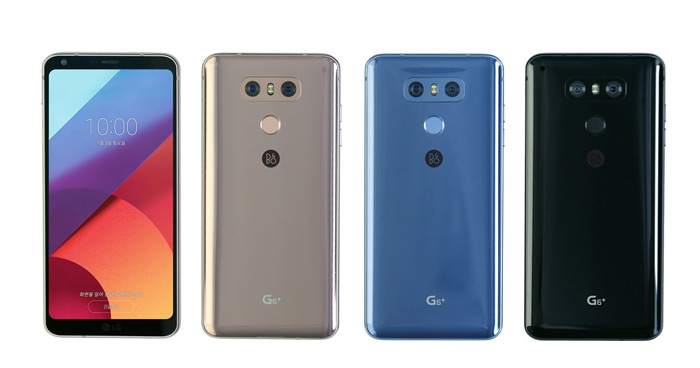 LG G6+ Plus