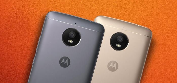 Moto E4 en E4 Plus te koop in Nederland: aanbiedingen en details