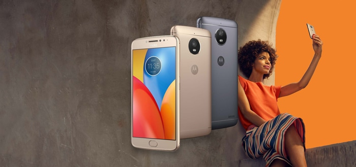 Motorola presenteert zeer betaalbare en uitgebreide Moto E4 en Moto E4 Plus voor Nederland