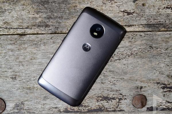 Moto G5 design