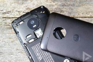 Moto G5 accu