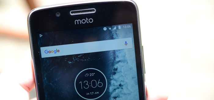 Motorola start Europese uitrol Android 8.1 Oreo voor Moto G5 (Plus) en Moto G5S (Plus)