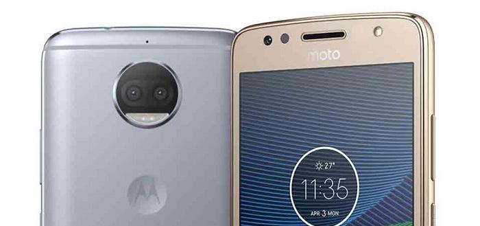 Foto's en informatie over Moto G5S+ en Moto X4 opgedoken