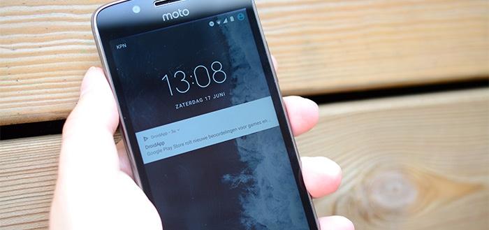 Motorola geeft meer duidelijkheid over het updatebeleid