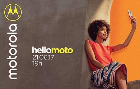 Motorola 21 juni