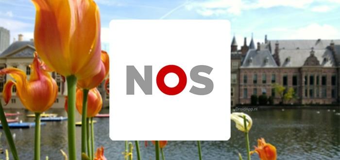 NOS als eerste Nederlandse app beschikbaar als Instant App
