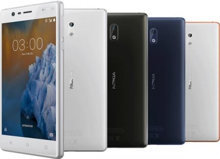 Nokia 3 Nederland