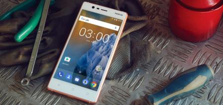 Nokia verkoopt 1,5 miljoen Android-smartphones in 1e helft 2017