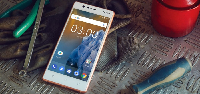 Nokia 3: update Android 7.1.2 wordt overgeslagen; direct naar Oreo
