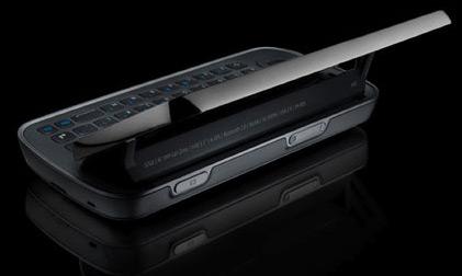 Nokia N97 open