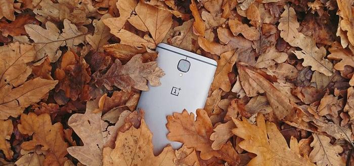 OnePlus 3/3T krijgen allebei laatste update met oktober-patch