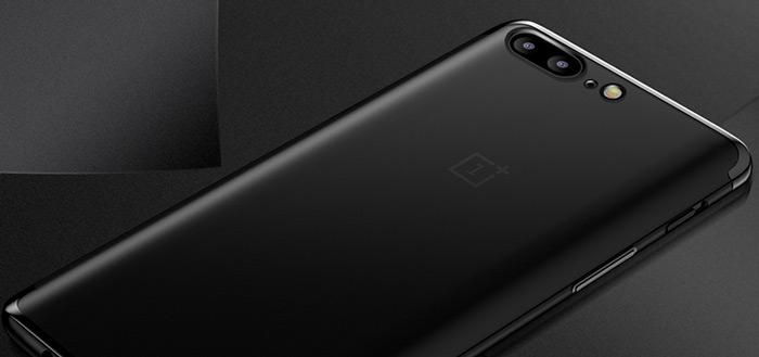 OnePlus 5 te zien in serie nieuwe afbeeldingen: zo ziet de voorkant eruit
