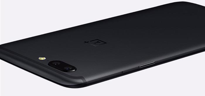 OnePlus deelt nu zelf een foto: dit is de OnePlus 5 met dual-camera