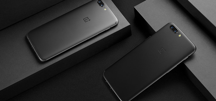 'OnePlus 5T gaat net zoveel kosten als de OnePlus 5'; of toch niet?