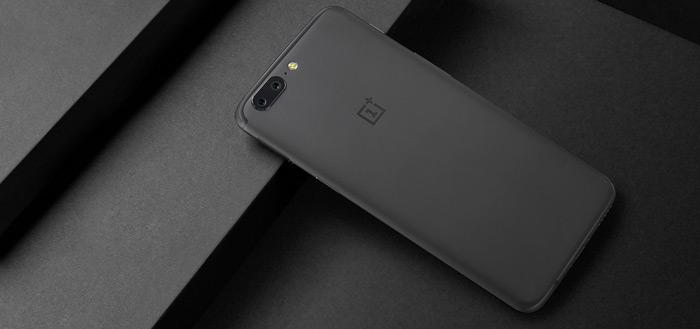 OnePlus 5 krijgt geen verbinding met 4G-netwerk Vodafone