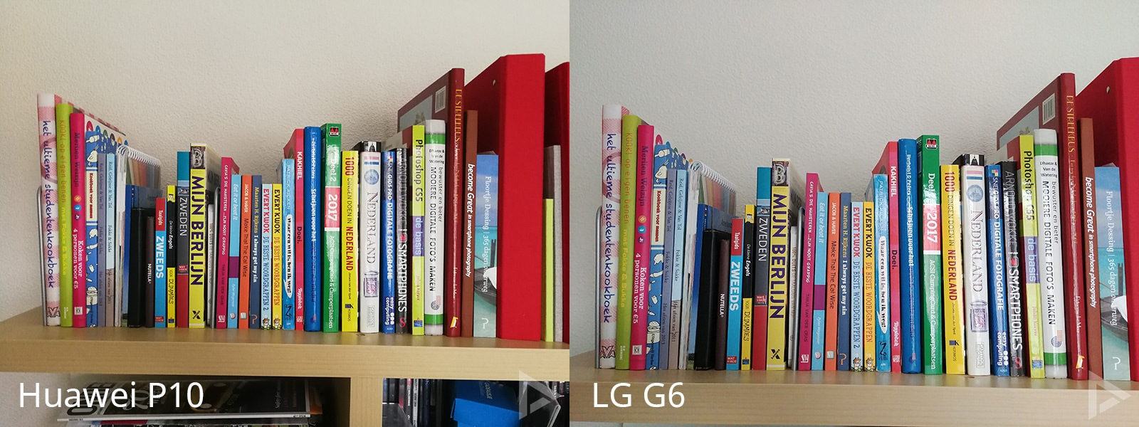 camera Huawei P10 vs LG G6