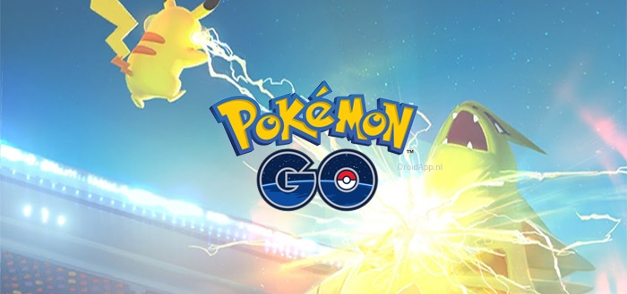 Pokémon Go: 3e generatie toegevoegd met 23 nieuwe Pokémon