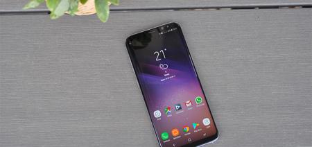 Samsung Galaxy S8 en S8+ krijgen beveiligingsupdate augustus en verbetering helderheid