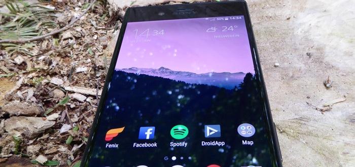 Sony Xperia XZs review: snelle smartphone voor iets teveel geld