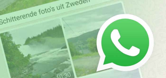 WhatsApp groepen update: alleen beheerders kunnen berichten sturen