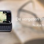 De vergeten smartphone: Nokia N97