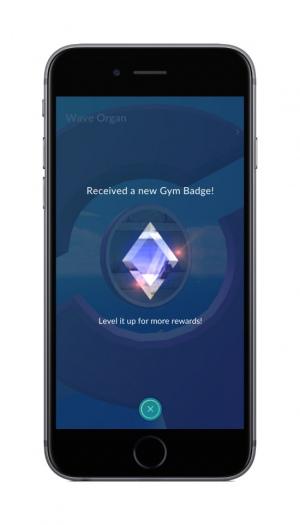 Pokémon Go badges