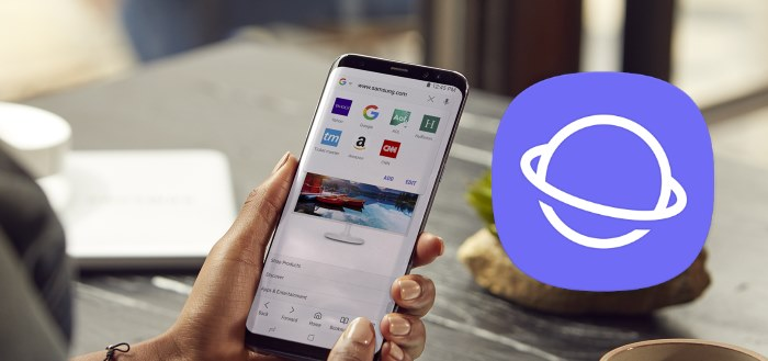 Samsung Internet Browser 9.2 uitgebracht met nieuwe functies