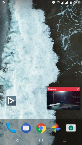 Stream app muziek luisteren vanaf YouTube