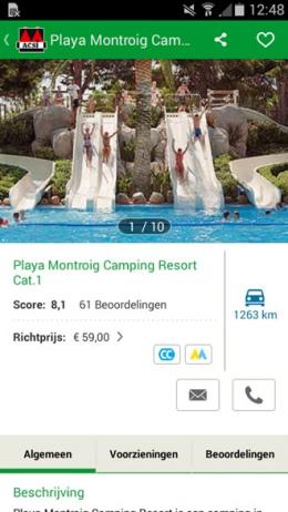 ASCI Campings Europa