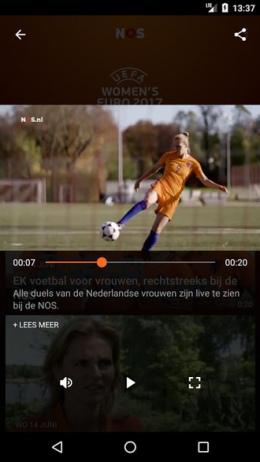 EK vrouwenvoetbal 2017