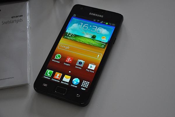 'Samsung Galaxy Note 8 gespot in Samsung Exynos 9-teaser'