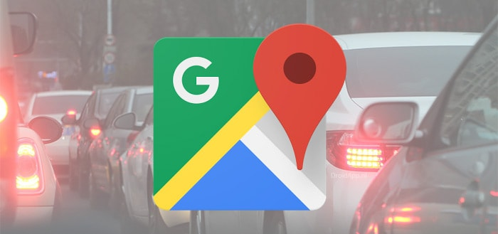 Google Maps file