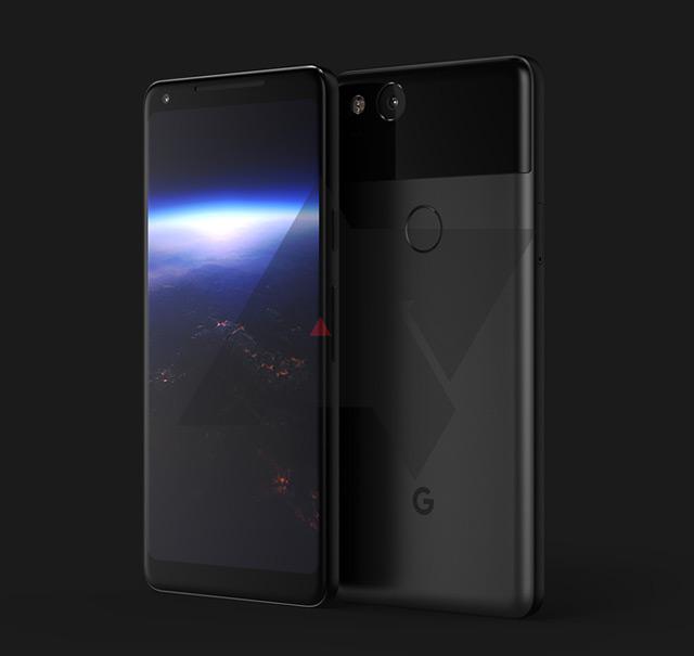 Google Pixel XL 2017
