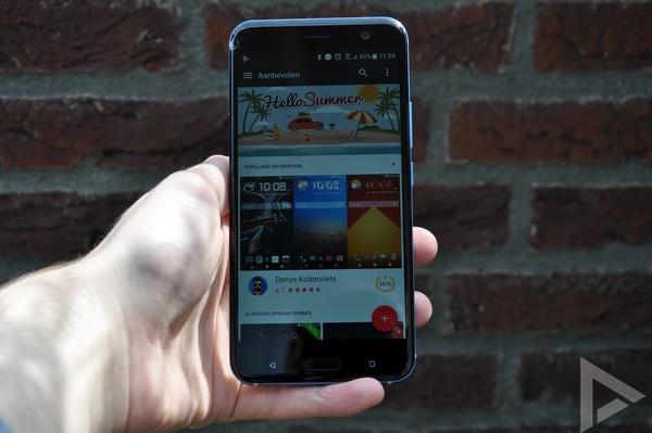 HTC U11 thema's